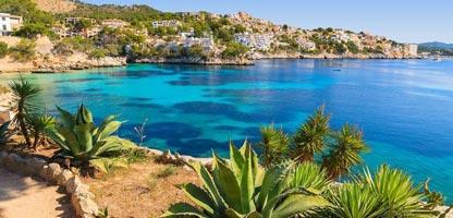 mallorca fruehbucher blau porto petro resort
