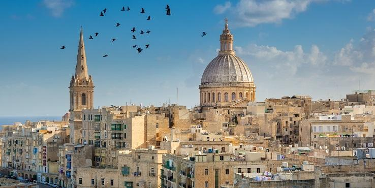 Sterne Hotel Valetta Malta