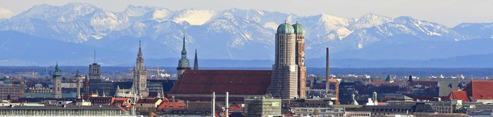 Städtereise München Eigene Anreise