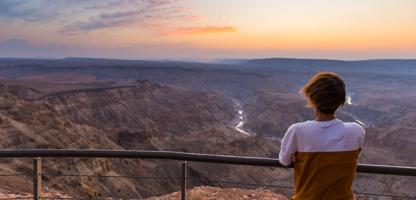 Namibia Reisen Fish River Canyon