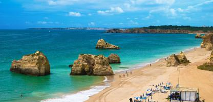 Portugal Urlaub Algarve