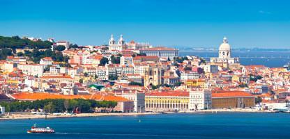 Portugal Urlaub Lissabon