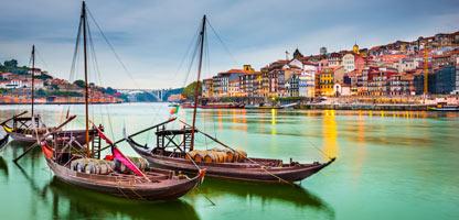 Portugal Urlaub Porto