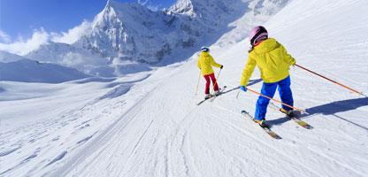 Schweiz Skiurlaub
