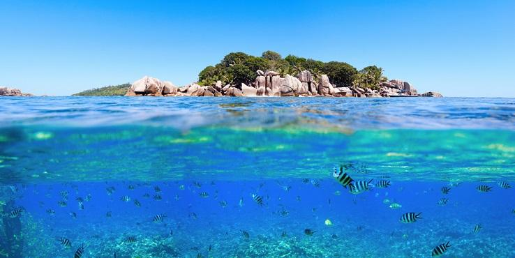 Sterne Hotel Seychellen