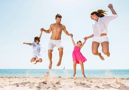 Spanien Reisen Familien