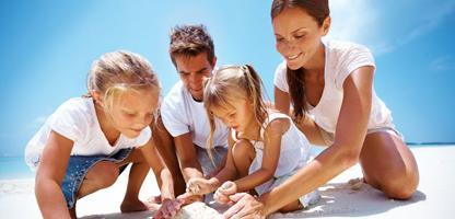Spanien Strandhotel Familien