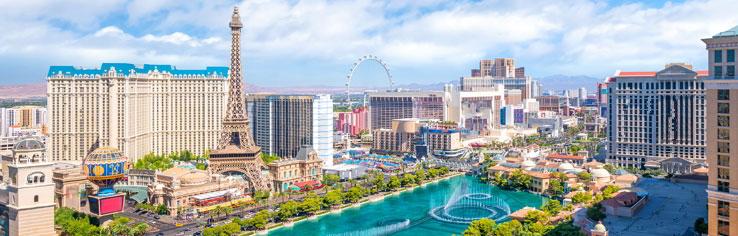 Las Vegas Reisen Las Vegas Urlaub Gunstig Bei Fti