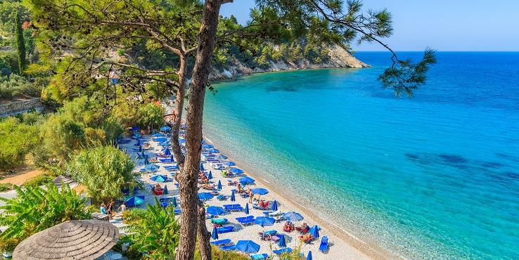 Strandhotels Samos