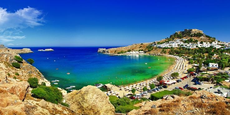 Strandurlaub Rhodos