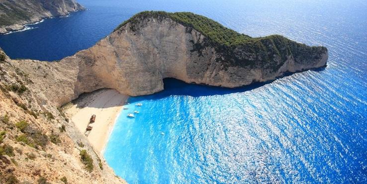 Strandurlaub Zakynthos
