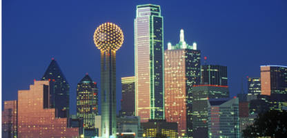 Texas Urlaub Dallas