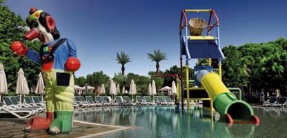 Club Turtas Beach Hotel Fti