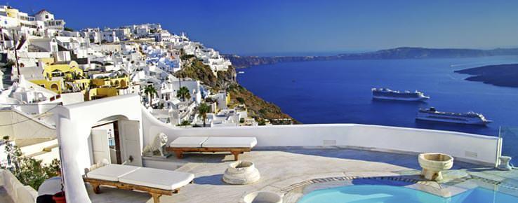 Griechische Inseln Urlaub