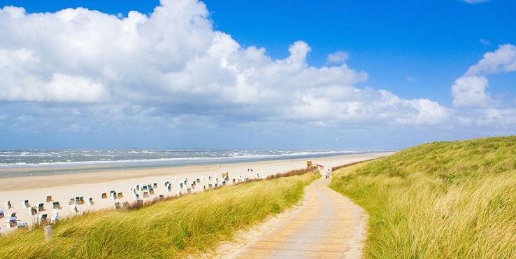 Wellnessurlaub Deutschland Nordsee