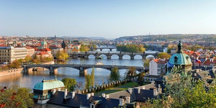 Wellnessurlaub Tschechien Prag