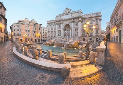Zentrale Hotels Rom