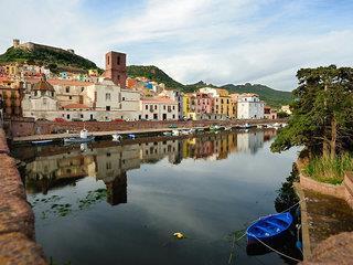 Selbstfahrerreise Charmantes Sardinien