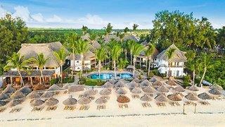 Tansania Safari-Abenteuer + Mittelklasse-Hotel AHG Waridi Beach Resort & Spa