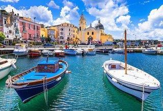 Inselhopping im Golf von Neapel - Privatreise