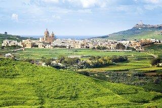 Malta - Land und Leute im Hotel Sunflower