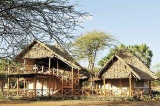 Severin Tsavo Safari & Mittelklasse-Hotel Plus Travellers Club