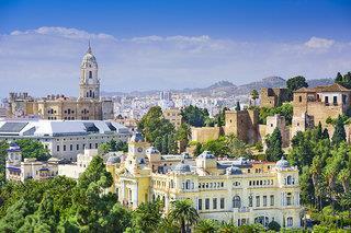Standort Rundreise Andalusien