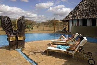 Severin Tsavo Safari
