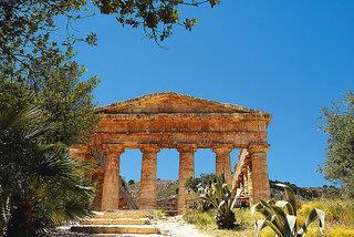 Sizilien mit antiker Pracht und Landhaus-Charme