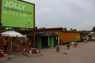 Jolly Camping in Town