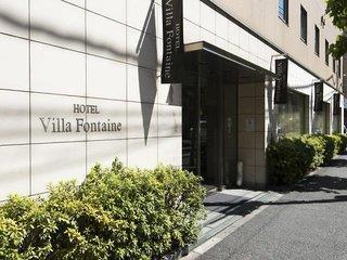 Hotel Villa Fontaine UENO Okachimachi
