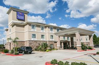 Sleep Inn & Suites Houston I-45 North
