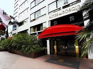Hotel Suites Del Bosque