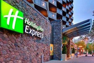 Holiday Inn Express Downtown - Edmonton