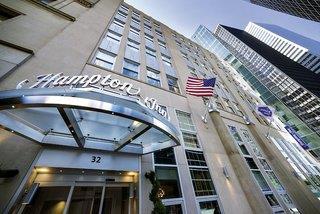 Hampton Inn Manhattan/Downtown-Financial D.