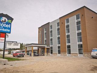 Hotel De La Borealie