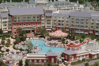 Disney´s Boardwalk Inn & Disney´s Boardwalk Villas