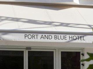 Port and Blue Hotel TLV Boutique Suites Hotel