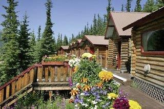 Denali Crows Nest Cabins