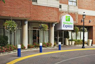 Holiday Inn Express Downtown Toronto