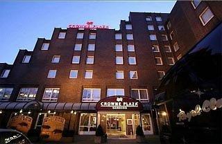 Crowne Plaza Hamburg City Alster
