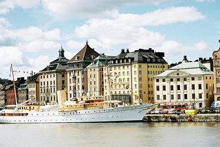 First Reisen Stockholm