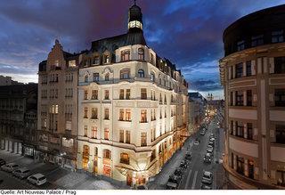 Art Nouveau Palace Prag
