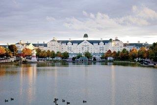 Disney´s Newport Bay Club
