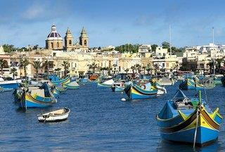 5-Sterne Inselkombination Malta - Gozo