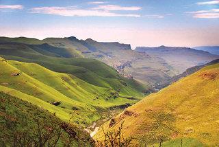 Zauberhaftes KwaZulu Natal auf eigene Faust