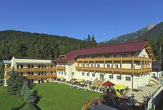 Panorama Sonnenresidenz Waldhotel Seefeld Tirol
