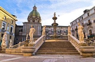 Selbstfahrerreise Exklusives Sizilien 7 Nächte