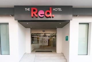 The Red Hotel by Ibiza Feeling