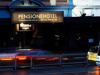 Pensione Melbourne demnächst Best Western Melbourne City